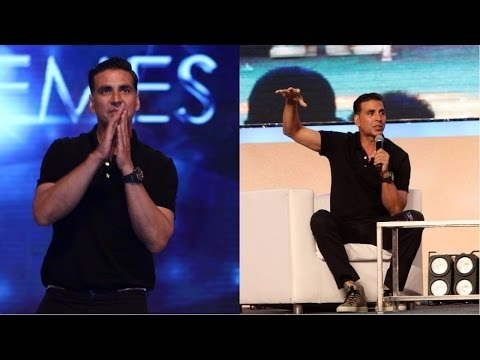 Akshay Talks About Doing Charity To Needy People