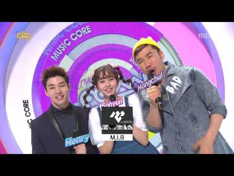Opening, 오프닝, Music Core 20140405 (видео)
