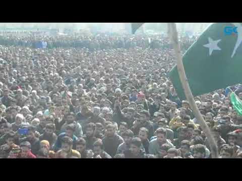 Thousands attend last rites of slain militant Rouf Khandey