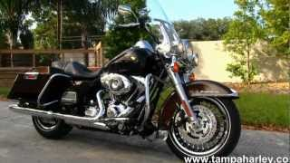 5. New 2013 Harley Davidson Road King FLHR 110th Anniversary