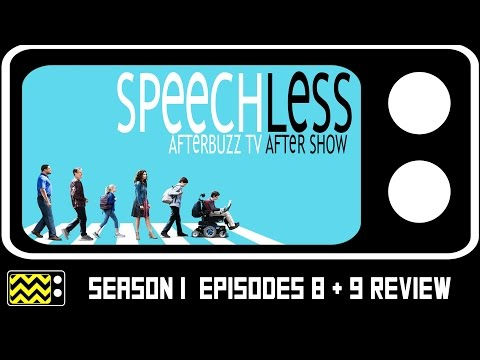 Speechless Season 1 Episodes 9 & 10 Review & After Show | AfterBuzz TV