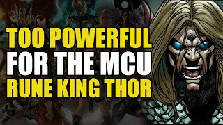 Video Too Powerful For Marvel Movies: Rune King Thor MP3, 3GP, MP4, WEBM, AVI, FLV Desember 2018