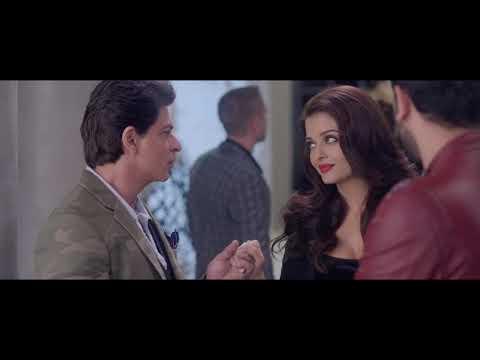 Ae dil hai muskil Shahrukh khan Entry scene