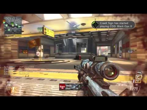 First Black Ops 2 Clip!