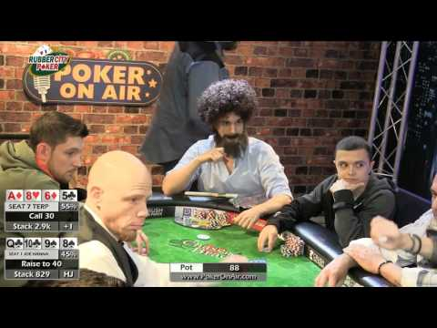 S2G3P2 RCP Rubber City Poker Pot Limit Omaha PLO No Limit Orbit Adrian AJ Fenix Chicago Joey Ingram