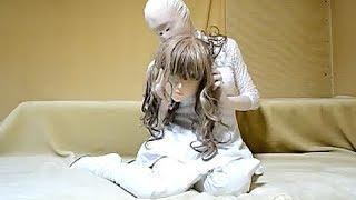 Nonton Female Mask Kigurumi Doll   White Latex Boots   Dress Zentai Girl Film Subtitle Indonesia Streaming Movie Download