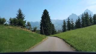 Brunnen Switzerland  City new picture : Hyperlapse Brunnen, Switzerland