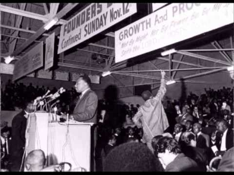 "MLK's ""I've Been the the Mountaintop"" Speech, April 3, 1968"