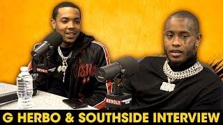 Video G Herbo & Southside Talk Swervo Project, Chicago, Kanye West + More MP3, 3GP, MP4, WEBM, AVI, FLV Oktober 2018