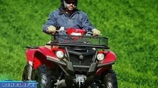 7. [2018] Yamaha Kodiak 700 Features & Review