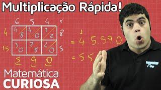 Video TRUQUE - Multiplicação Rápida com Quadradinhos | Matemática Rio MP3, 3GP, MP4, WEBM, AVI, FLV November 2017