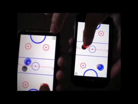 Video of Frozen Air Hockey MP