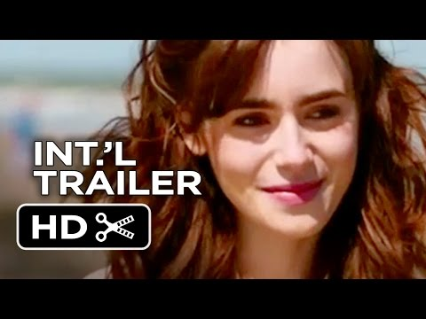 Love, Rosie Official UK Trailer #1 (2014) - Lilly Collins, Sam Claflin Movie HD