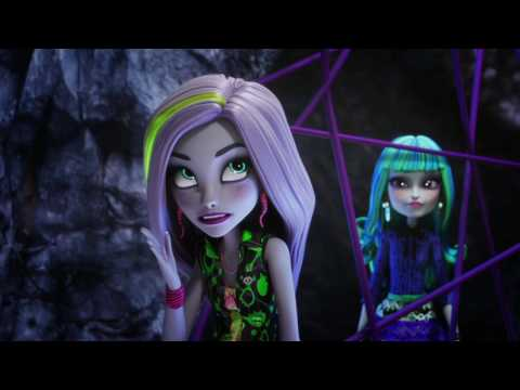 Monster High: Electrified - Trailer - Own it on Blu-ray & DVD 3/28
