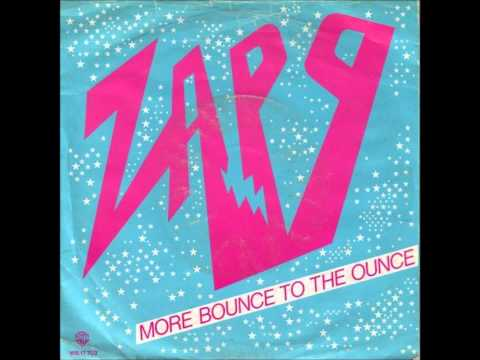 Zapp - More Bounce To The Ounce (Wicked Mix)