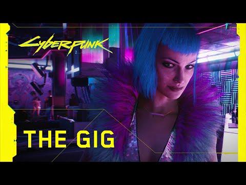 Cyberpunk 2077 : Trailer