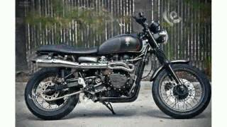 6. 2011 Triumph Scrambler Base Review & Info