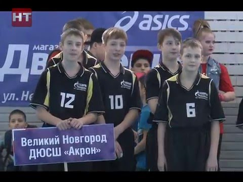 В «Манеже» стартовали игры полуфинального этапа первенства России по волейболу среди юношей