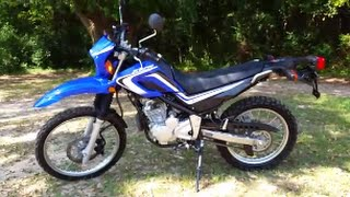 10. 2014 Yamaha XT 250