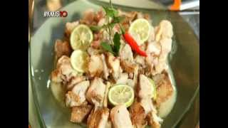 Recently, the Philippines was recognized at the Madrid Fusion in Spain. KMJS gives us a taste of the many versions of one of the country's favorite food. GMA...