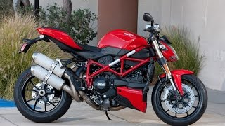 4. Ducati Streetfighter 848 First Ride + Review