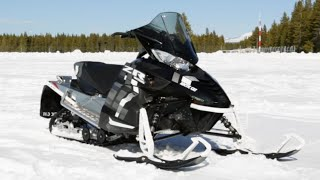 2. 2017 Arctic Cat ZR3000 LXR