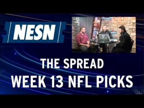Video: The Spread: Week 13 NFL Picks, Odds, Betting Analysis And Predictions