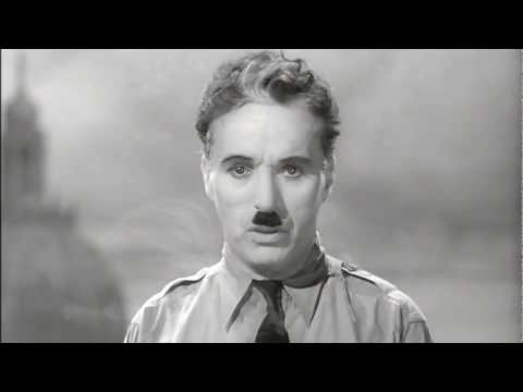 The Great Dictator (1940) FULL End Speech ORIGINAL Audio HD