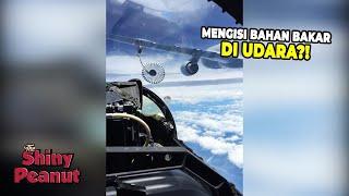 Video Sambil Terbang, Inilah Proses Mencengangkan Mengisi Bahan Bakar Pesawat di Udara MP3, 3GP, MP4, WEBM, AVI, FLV Desember 2018