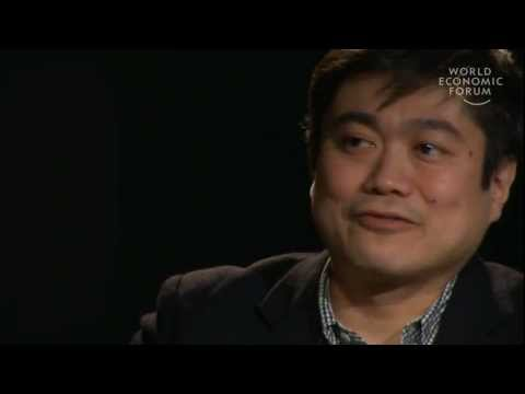Davos 2013 - An Insight, An Idea with Joichi Ito