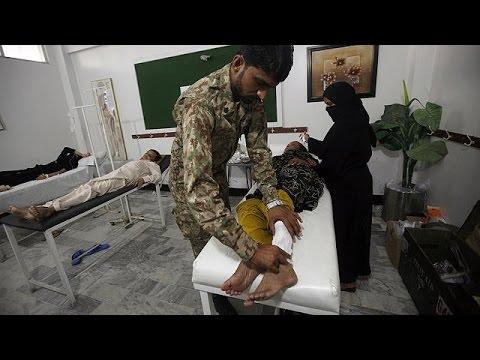 Πακιστάν: Ξεπερνούν τους 800 οι νεκροί από τον καύσωνα