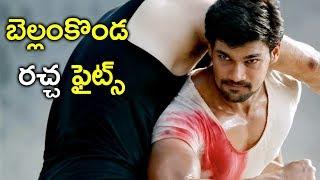 Video Jaya Janaki Nayaka Movie - Back To Back Fights - Bellamkonda Srinivas, Jagapathi Babu MP3, 3GP, MP4, WEBM, AVI, FLV November 2018