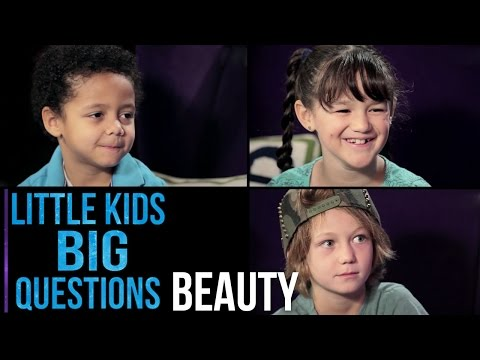 Little Kids. Big Questions.