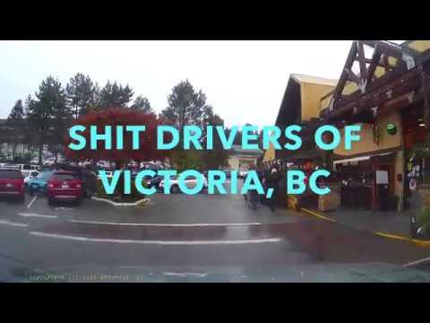 Dashcam Fun Victoria, BC Canada