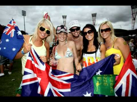 The Lucky Country - Australia day - My Tribute to me Mates