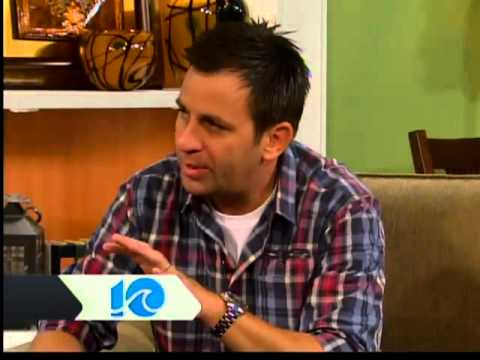 Comedian John Heffron on THRS