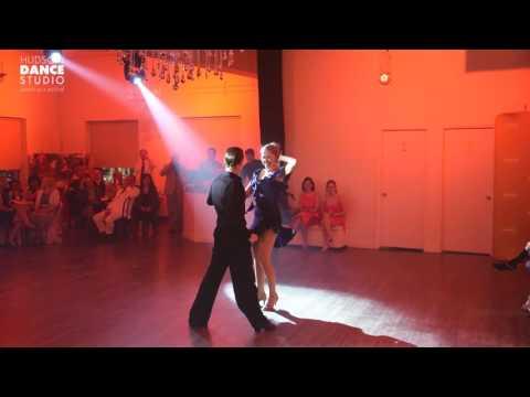 Olga & Artem // Hot Cha Cha Show // Spring Gala & Dance Party, May 2016