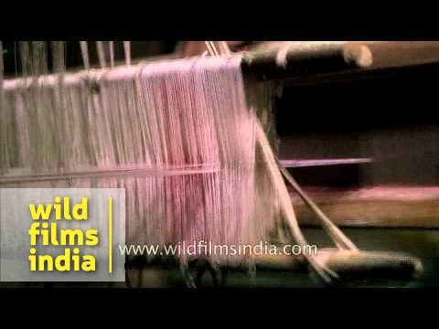 Video Look how an Assamese Gamocha is weaved download in MP3, 3GP, MP4, WEBM, AVI, FLV January 2017