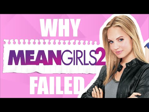 Mean Girls VS. Mean Girls 2: Why none of us like Mean Girls 2.