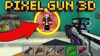 Do NOT play Pixel Gun 3D on Halloween! ($10 OP CHEST OPENING)