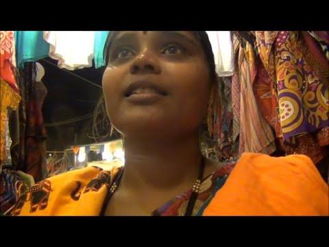 Night Market Goa India