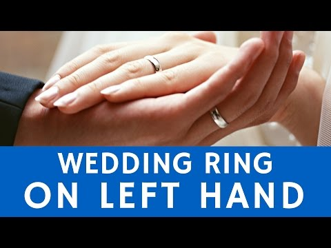 Why are Wedding Rings Worn on Left Hands: History Of Tradition