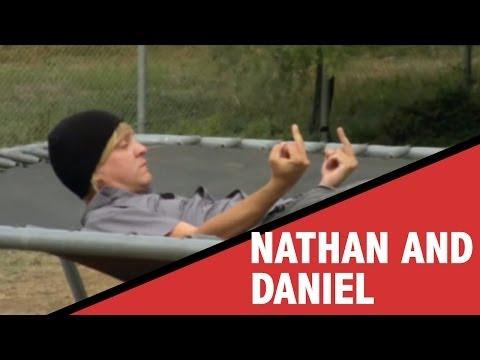 Nathan and Daniel - F*#king Knob (Angry Boys)