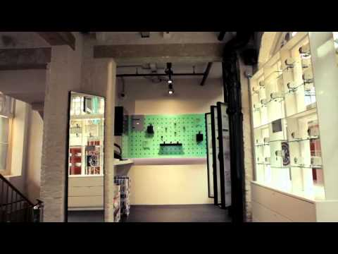 Casio Covent Garden Store – London – Time Lapse