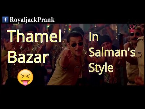 (THAMEL BAZAR - Video Song | LOOT 2 in Salman khan style - Duration: 2 minutes, 51 seconds.)