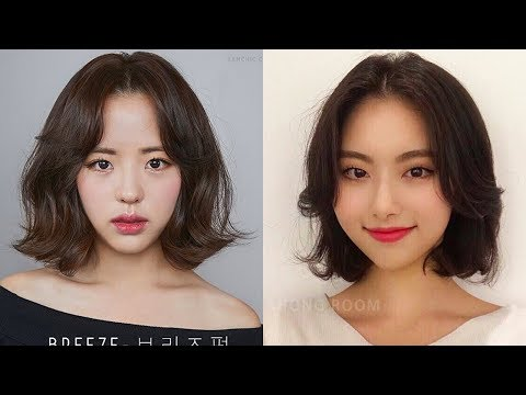 Hairstyles for long hair - 8 Beautiful Korean Hairstyles 2019  Easy Cute Hair Ideas  Hair Beauty Tutorials