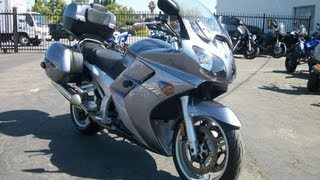 2. 2004 Yamaha FJR ABS MODEL FOR SALE LOW MILES SOLD