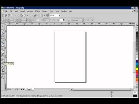 Tutorial CorelDraw mengenal toolbox.wmv