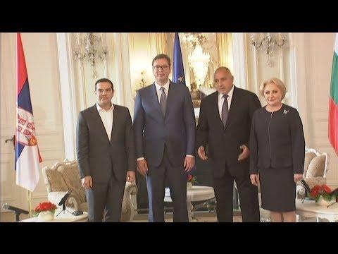 Στη Βάρνα ο Α. Τσίπρας για την 4μερή Ελλάδας-Βουλγαρίας-Σερβίας-Ρουμανίας