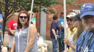 East Liverpool (OH) United States  City pictures : EAST LIVERPOOL, OHIO POTTER PARADE JUL 2, 2016